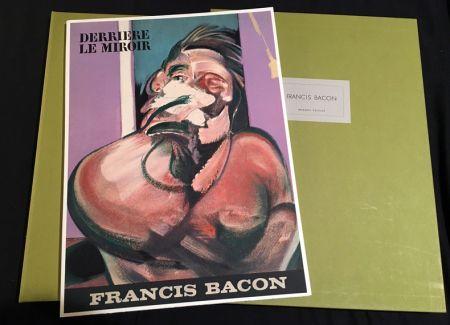 Illustrated Book Bacon - DERRIÈRE LE MIROIR N° 162 (1966). TIRAGE DE LUXE SUR RIVES.