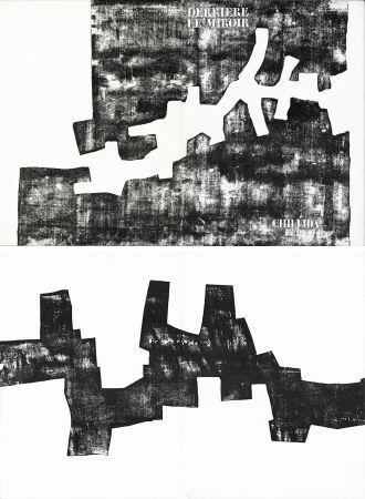 Illustrated Book Chillida - DERRIÈRE LE MIROIR N° 174. CHILLIDA. Novembre 1968.