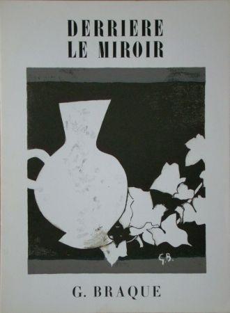 Illustrated Book Braque - Derrière Le Miroir