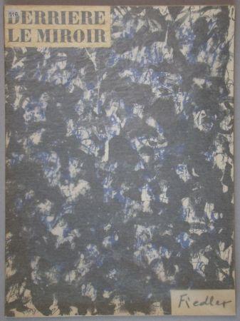 Lithograph Fiedler - Derrière Le Miroir