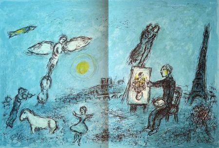 Illustrated Book Chagall - Derrière le Miroir n.°246 mai 1981