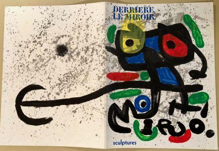 Illustrated Book Miró - Derrière Le Miroir  N° 86 Juin 1970- Maeght Editeur