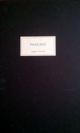 Illustrated Book Palazuelo - Derrier le Miroir 137 - Palazuelo - Luxe Edition