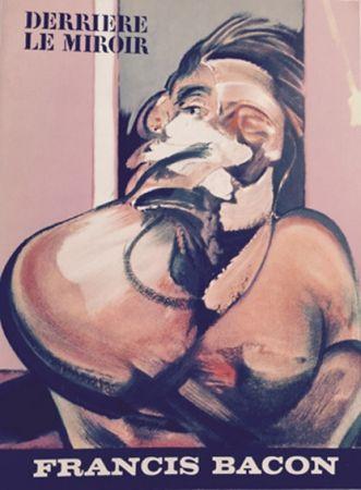 Lithograph Bacon - Derriere Le Miroir-Francis Bacon
