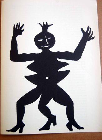 Lithograph Calder - Derriere Le Miroir 212