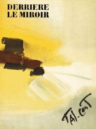 Illustrated Book Tal Coat - Derriere Le Miroir N°114