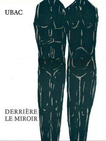 Illustrated Book Ubac - Derriere Le Miroir N°161