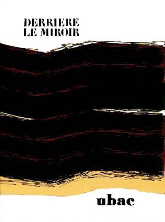 Illustrated Book Ubac - Derriere Le Miroir N°196