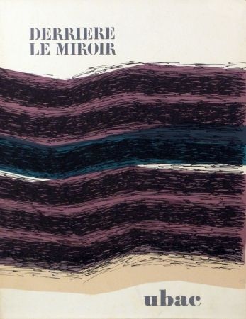 Illustrated Book Ubac - Derriere le Miroir n.196
