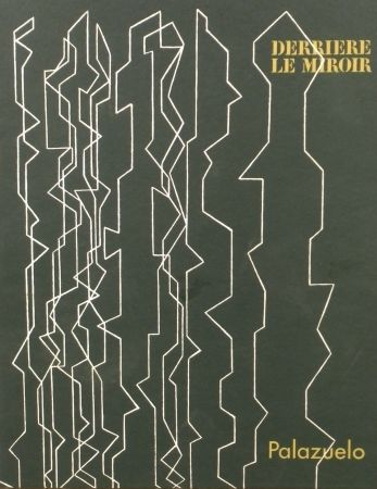 Illustrated Book Palazuelo - Derriere le Miroir n.229