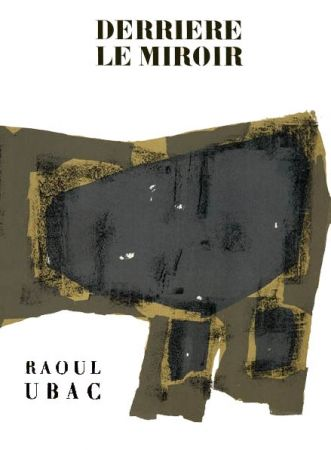 Illustrated Book Ubac - Derriere Le Miroir N°74-75-76