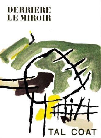 Illustrated Book Tal Coat - Derriere Le Miroir N°82-83-84