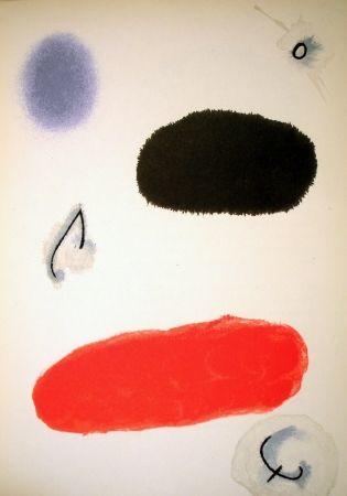 Illustrated Book Miró - Derriere le Miroir n. 125-126