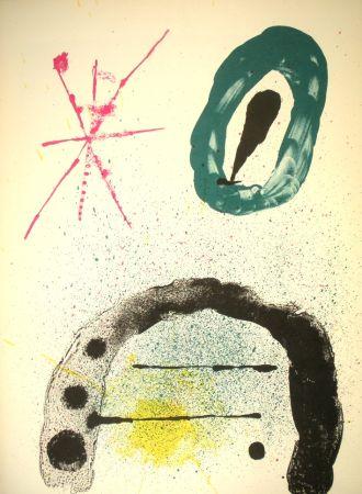 Illustrated Book Miró - Derriere le Miroir n. 139/140