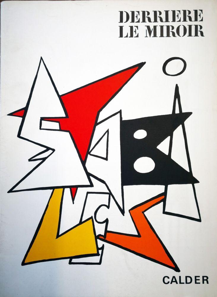 Illustrated Book Calder - Derriere le Miroir n. 141