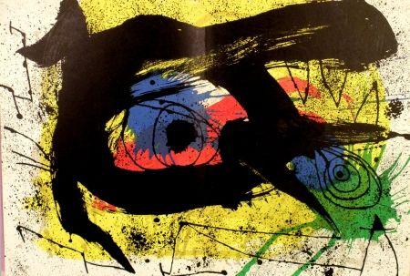 Illustrated Book Miró - Derriere le Miroir n. 203
