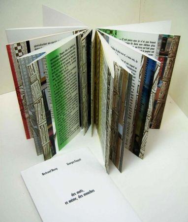 Illustrated Book Dorny - Des mots, et meme, des mouches