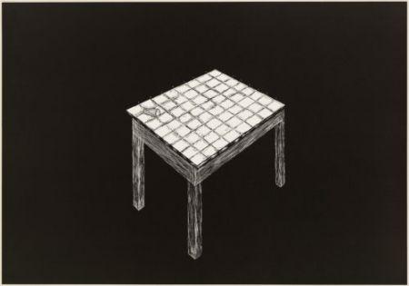 Lithograph Komatsu - Desapropriaçâo 3