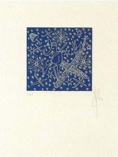 Lithograph Ucles - Desplaçament interessat