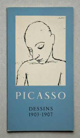 Illustrated Book Picasso - Dessins 1903-1907