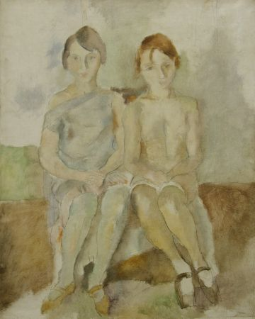 No Technical Pascin - Deux Danseuses du Chatelet