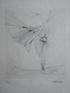 Engraving Bellmer - Dialogue 5
