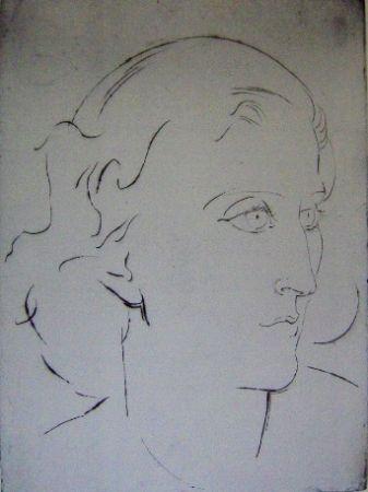 Drypoint Marcoussis - Diane Muhlstein-Rothschild