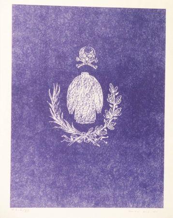 Lithograph Ernst - Die ballade von Soldaten