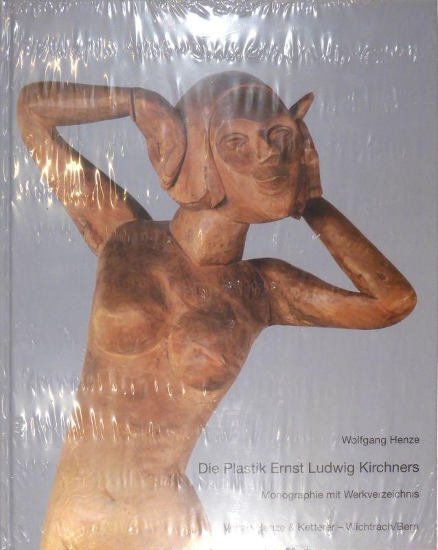 Illustrated Book Kirchner - Die Plastik Ernst Ludwig Kirchners. Monographie und Werkverzeichnis
