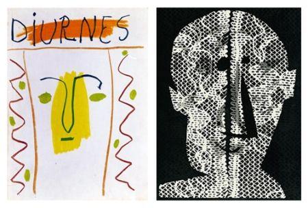 Illustrated Book Picasso - Diurnes
