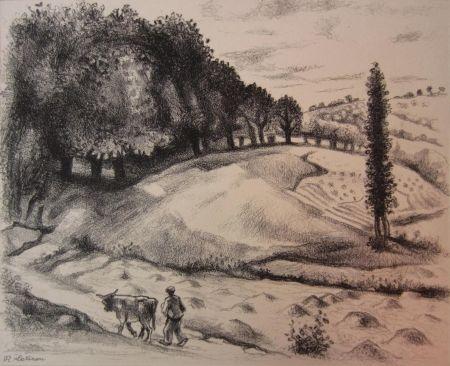 Etching Lotiron - Dix estampes originales