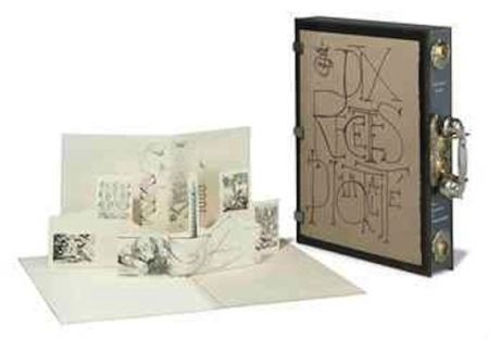 Engraving Dali - Dix Recettes d' Immortalité