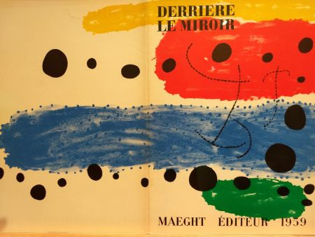 Illustrated Book Miró (After) - Dlm117