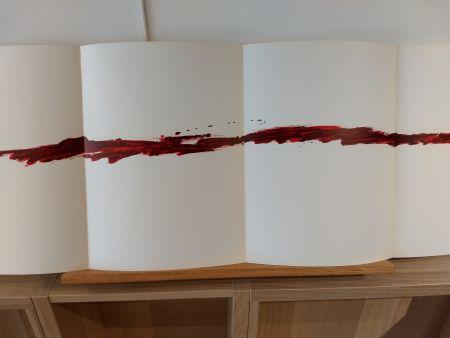 Illustrated Book Tàpies - Dlm180