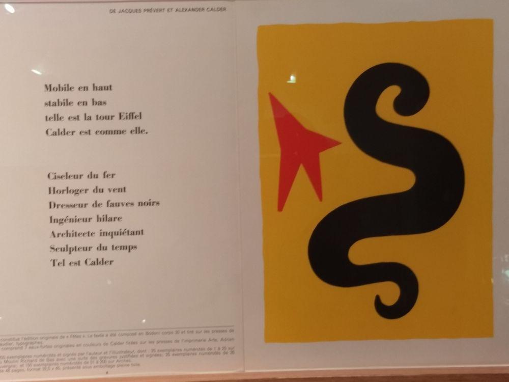 Illustrated Book Calder (After) - DLM195