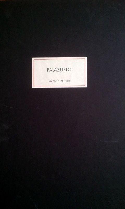 Illustrated Book Palazuelo - DLM - Derrière le miroir Deluxe n°137