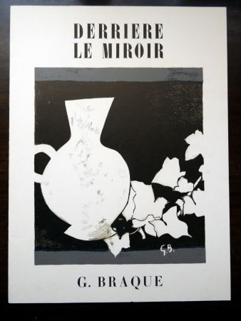 Illustrated Book Braque - DLM - Derrière le miroir nº25-26