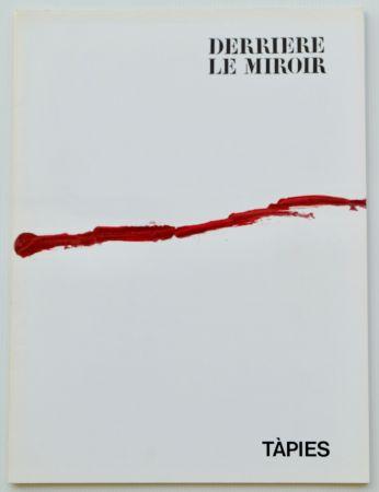 Lithograph Tapies - DLM - Derrière le miroir nº 180