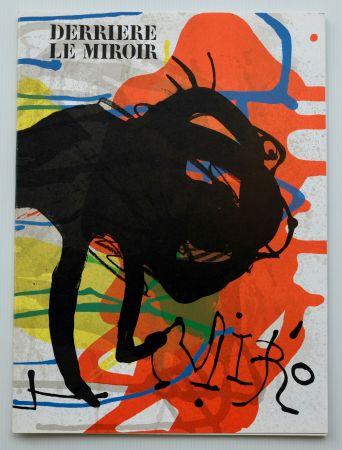 Lithograph Miró - DLM - Derrière le miroir nº 203