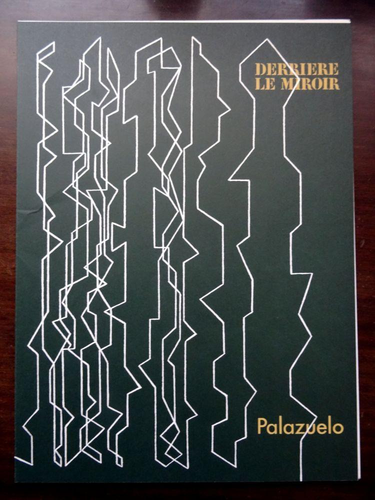 Illustrated Book Palazuelo - DLM - Derrière le miroir nº 229