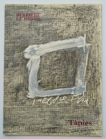 Lithograph Tapies - DLM - Derrière le miroir nº 234