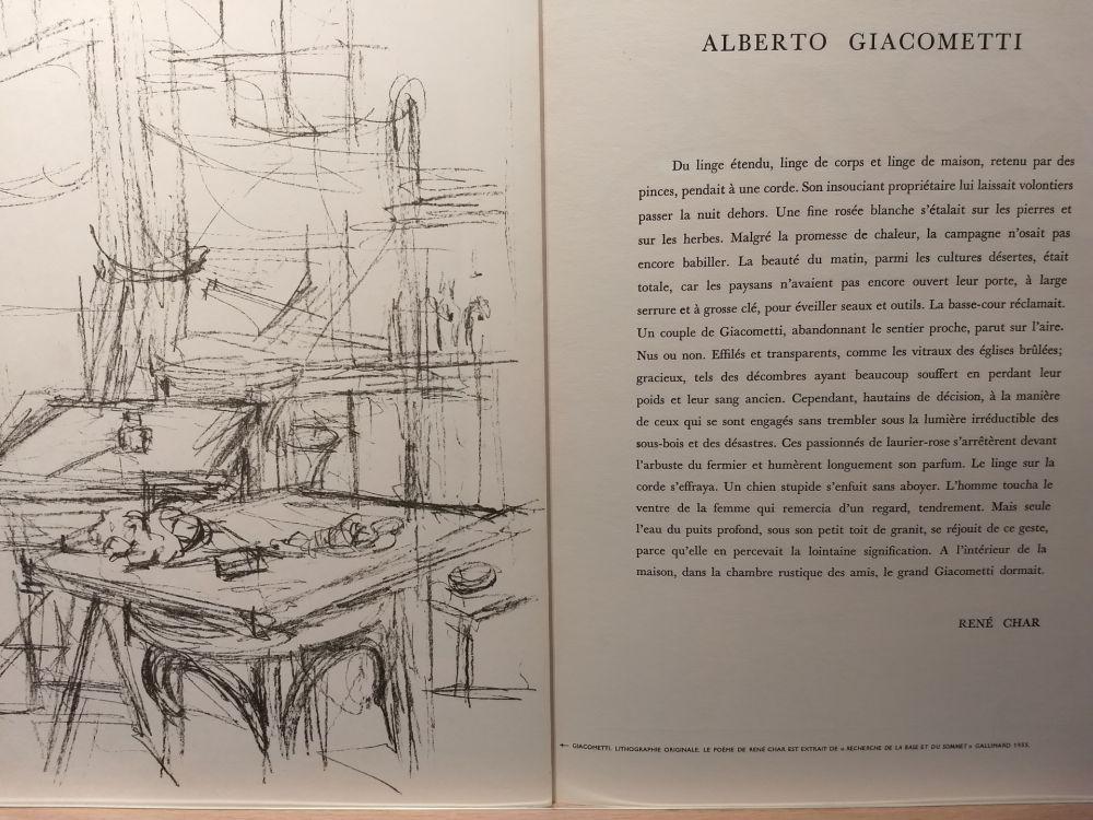 Illustrated Book Giacometti - DLM 112