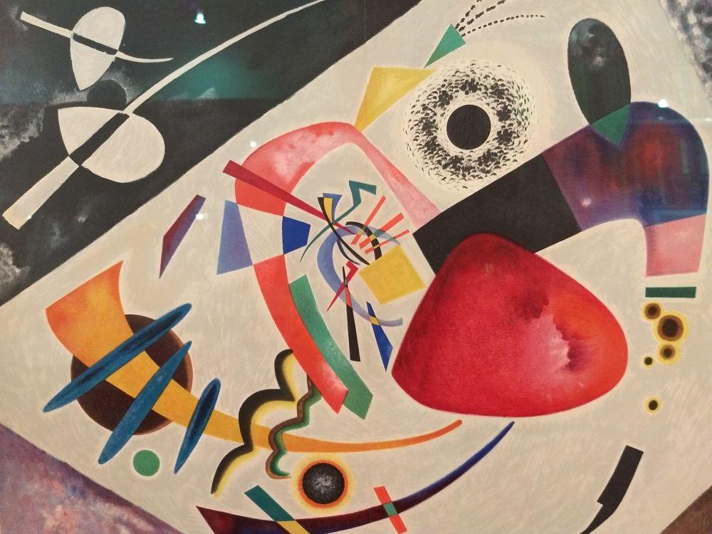 Illustrated Book Kandinsky - DLM 118