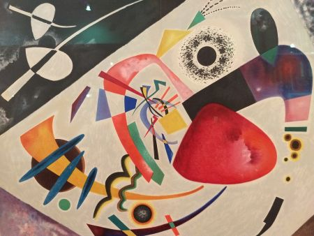 Illustrated Book Kandinsky - DLM 118