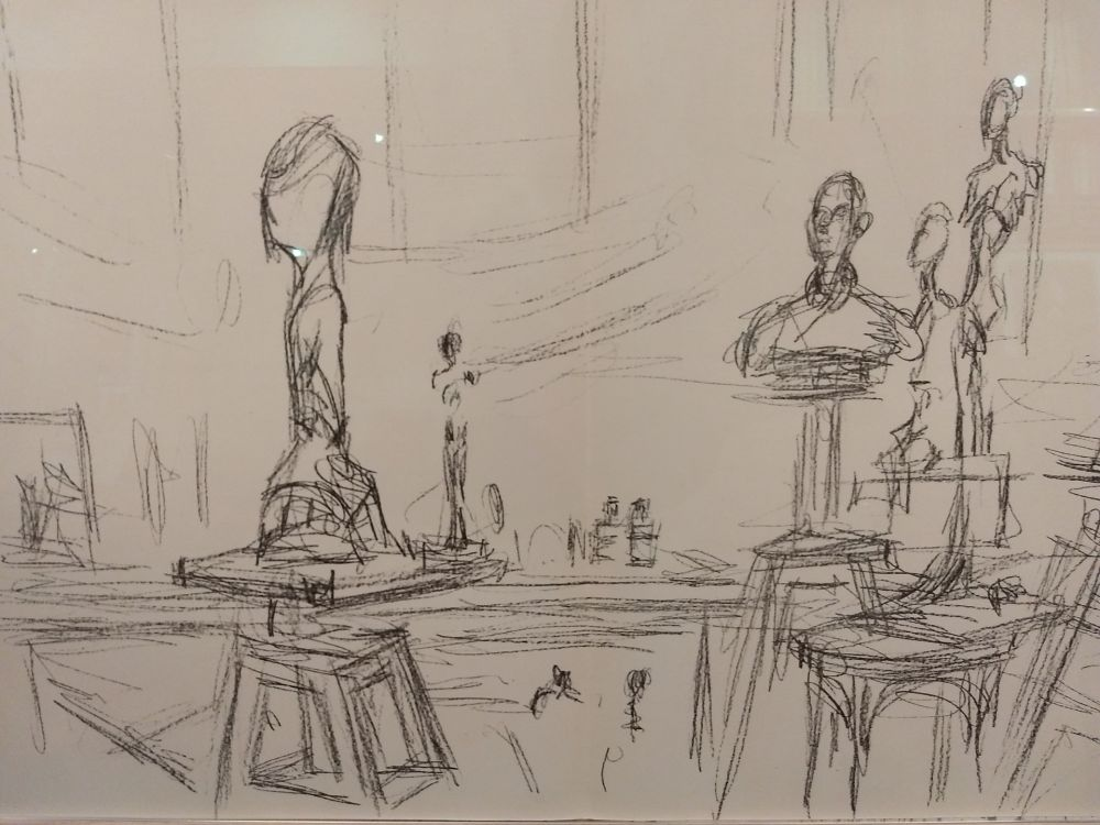 Illustrated Book Giacometti - DLM 127