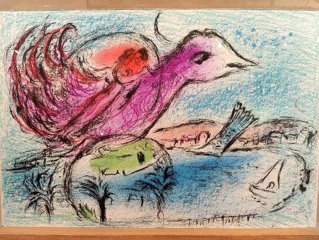 Illustrated Book Chagall - DLM 132