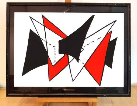 Lithograph Calder - DLM 141-3