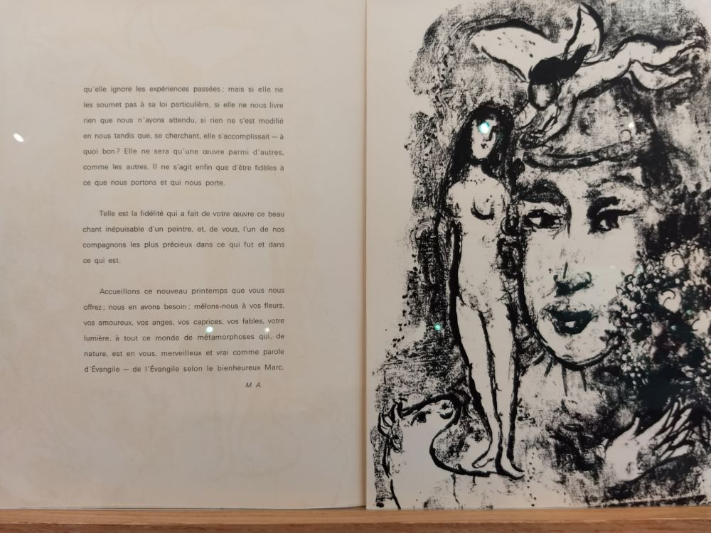 Illustrated Book Chagall - DLM 147