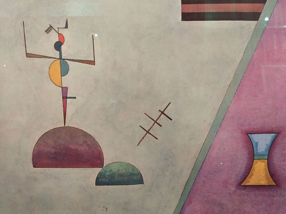 Illustrated Book Kandinsky - DLM 154