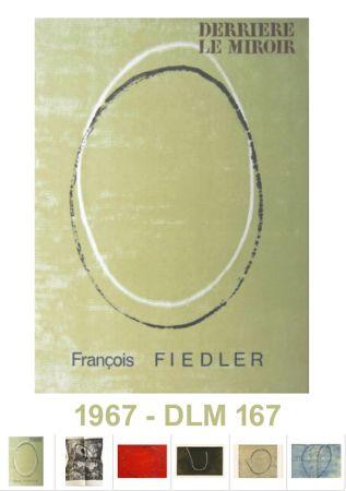 Lithograph Fiedler - DLM 167